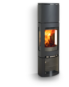 Дровяная печь-камин Jotul F 375 High Top